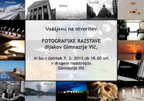 Fotografska razstava